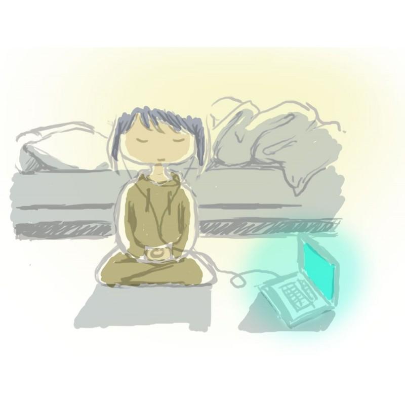 """Méditation """"Pour aller à la rencontre des différentes parts de soi"""" (Audio mp3)"""