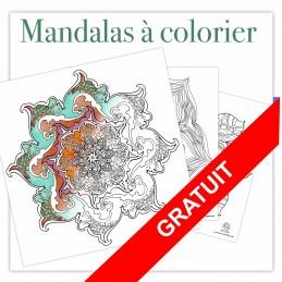 Mandalas à colorier (à...