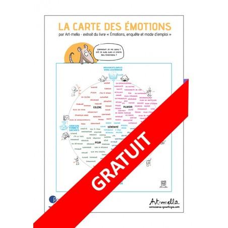 Carte des émotions (à imprimer)
