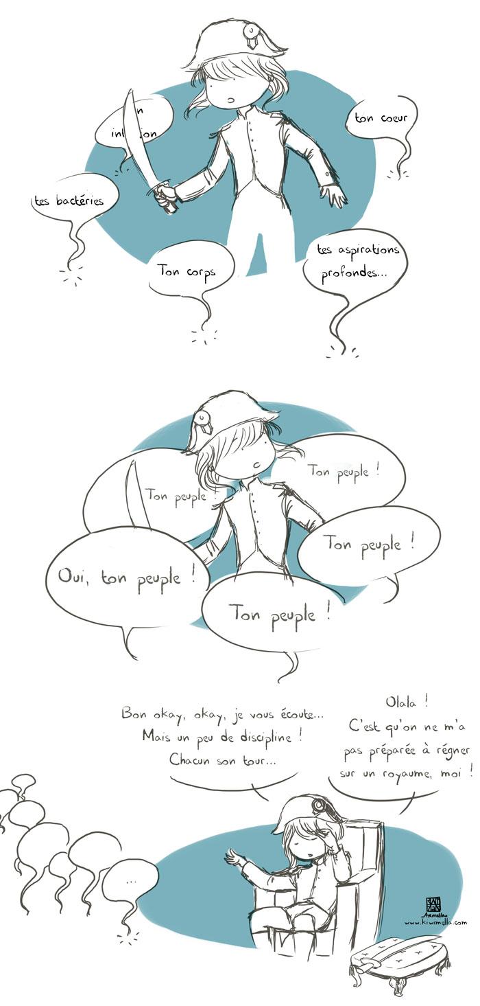 La maitrise de soi