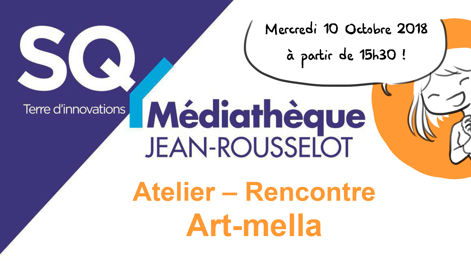 Rencontres-i biennale arts-sciences 2018